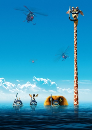 Madagascar 3: Europe's Most Wanted 3515x5000