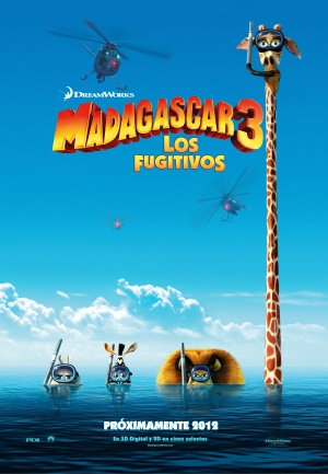 Madagascar 3: Europe's Most Wanted 3468x5000