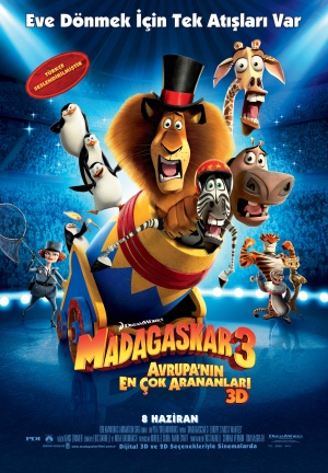 Madagascar 3: Europe's Most Wanted 2677x3858