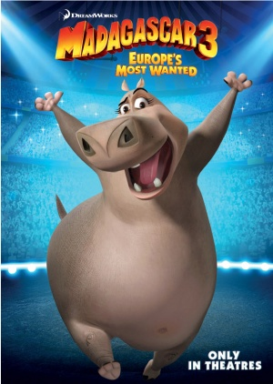 Madagascar 3: Europe's Most Wanted 620x872