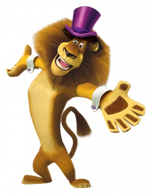 Madagascar 3: Europe's Most Wanted 1546x2000