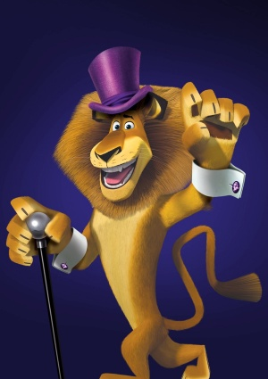 Madagascar 3: Europe's Most Wanted 600x850