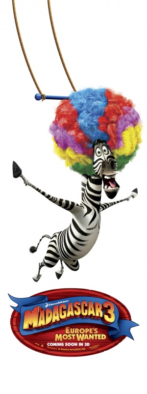 Madagascar 3: Europe's Most Wanted 1293x3456