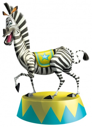 Madagascar 3: Europe's Most Wanted Key art