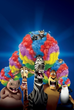 Madagascar 3: Europe's Most Wanted 2074x3072