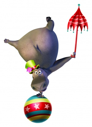 Madagascar 3: Europe's Most Wanted 1752x2424