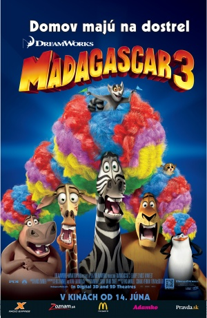 Madagascar 3: Europe's Most Wanted 3247x5000