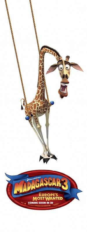 Madagascar 3: Europe's Most Wanted 1297x3458