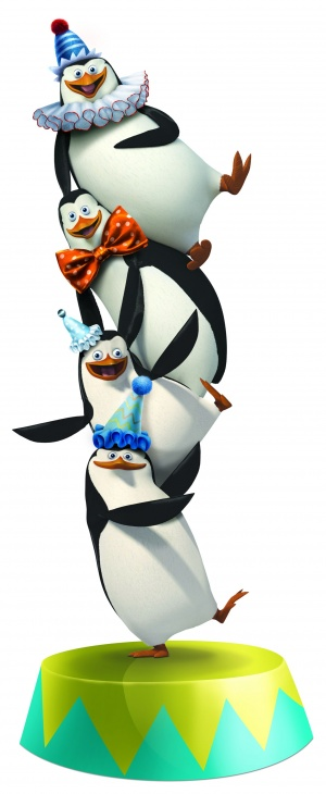 Madagascar 3: Europe's Most Wanted 1460x3552