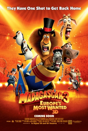 Madagascar 3: Europe's Most Wanted 2025x3000