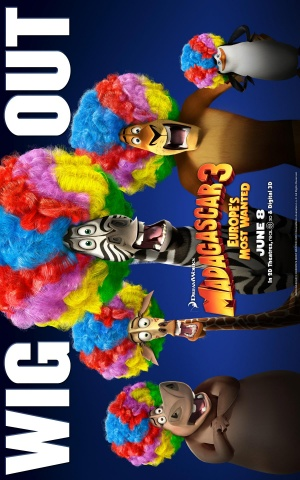 Madagascar 3: Europe's Most Wanted 1200x1920