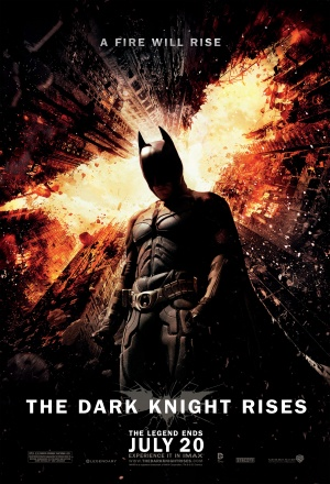 Batman: El caballero de la noche asciende 3410x5000