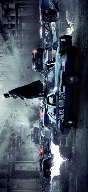 Batman: El caballero de la noche asciende 1088x2366