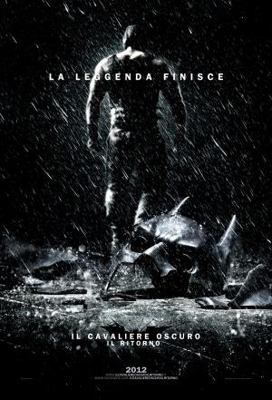 Batman: El caballero de la noche asciende 3400x5000