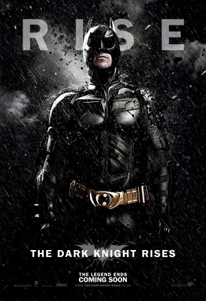 Batman: El caballero de la noche asciende 1600x2333