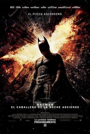Batman: El caballero de la noche asciende 1081x1600