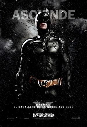 Batman: El caballero de la noche asciende 3430x5000