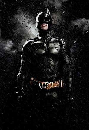 Batman: El caballero de la noche asciende 3440x5000