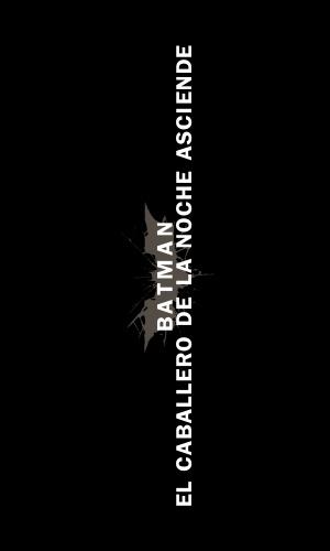 Batman: El caballero de la noche asciende 3000x5000