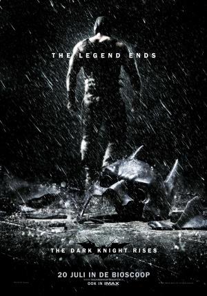 Batman: El caballero de la noche asciende 2756x3937