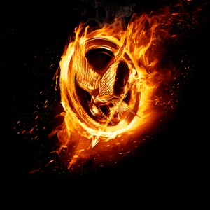 The Hunger Games Key art