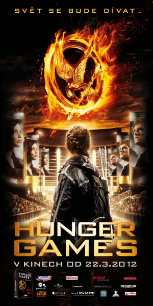 The Hunger Games 2500x5000