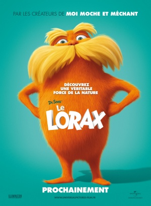The Lorax 3671x5000