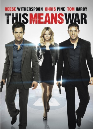 This Means War Dvd cover