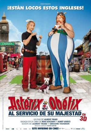 Asterix & Obelix - Im Auftrag Ihrer Majestät 1240x1774