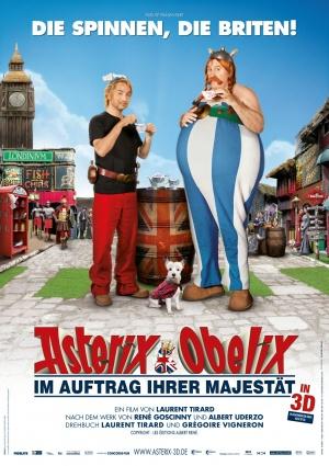 Asterix & Obelix - Im Auftrag Ihrer Majestät 989x1400