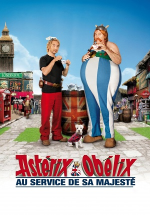 Asterix & Obelix - Im Auftrag Ihrer Majestät 3506x5000