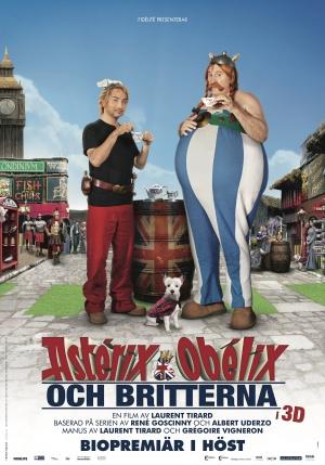 Asterix & Obelix - Im Auftrag Ihrer Majestät 3499x5000