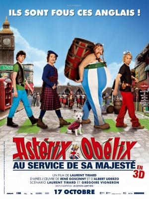 Asterix & Obelix - Im Auftrag Ihrer Majestät 1224x1633