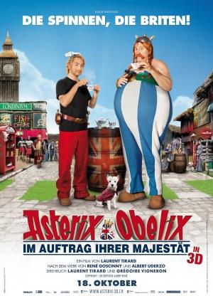 Asterix & Obelix - Im Auftrag Ihrer Majestät 3607x5000