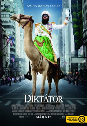 The Dictator 1104x1600