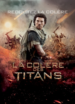 Wrath of the Titans Poster