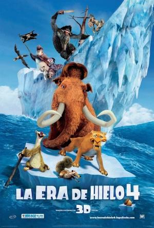 Ice Age 4 - Voll verschoben 797x1181