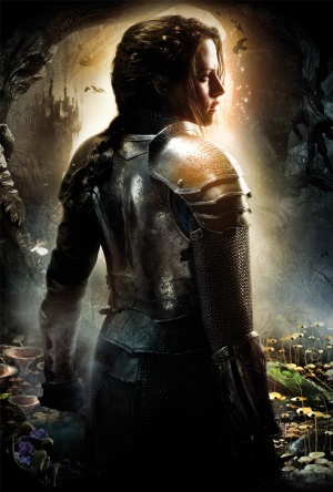 Snow White and the Huntsman Key art