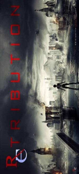 Resident Evil: Retribution 328x720