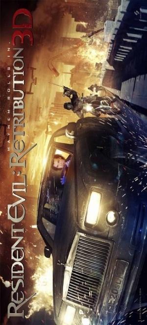 Resident Evil: Retribution 326x720