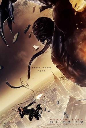 Resident Evil: Retribution 487x720