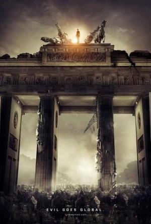 Resident Evil: Retribution 649x960