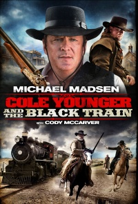 Cole Younger & The Black Train poster