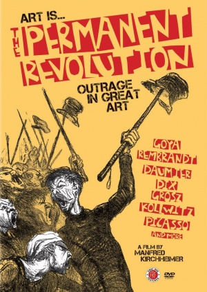 Art Is... The Permanent Revolution Cover