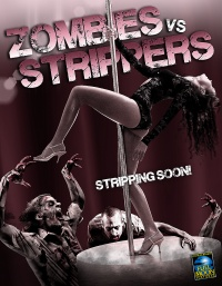 Zombies Vs. Strippers poster