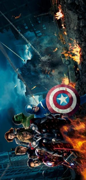 The Avengers 2399x5000