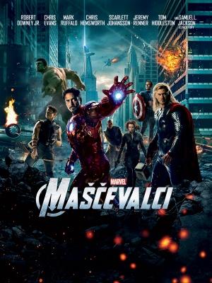 The Avengers 600x800