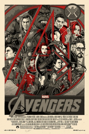 The Avengers 533x800