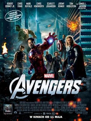 The Avengers 2625x3500