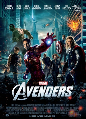 The Avengers 3600x5000